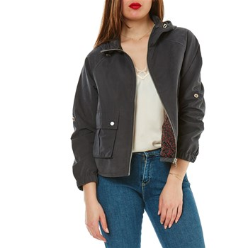 Only - Windjacke - blau