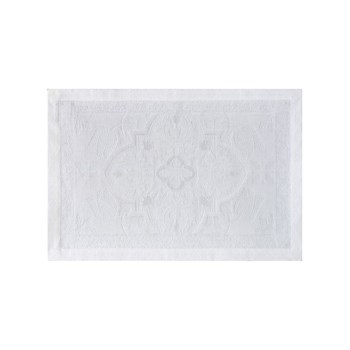 Azulejos - Set de table - blanc