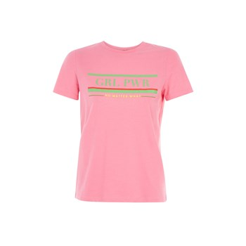 Undiz - Coliz powergiz - T-shirt - rose