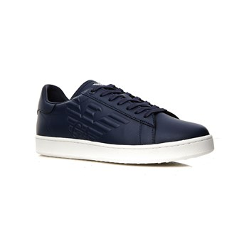EA7 - Unisex's Shoe - Sneakers in pelle - nero