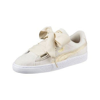 Puma - Heart Canvas - Zapatillas - dorado