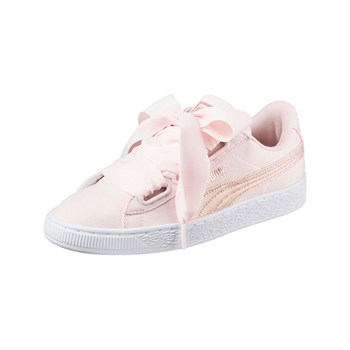 Puma - Heart Canvas - Zapatillas - rosa