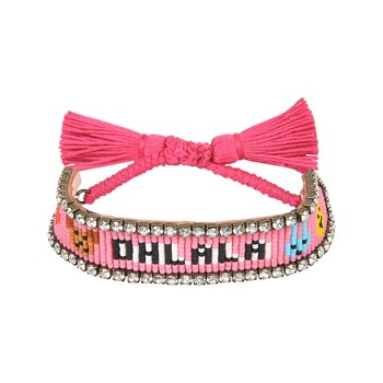 Shourouk - Ohlala - Bracelet cordon - multicolore