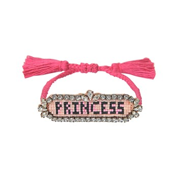 Shourouk - Princess - Bracelet cordon - multicolore