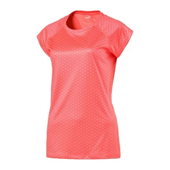 Puma - Graphic - T-shirt manches courtes - rose