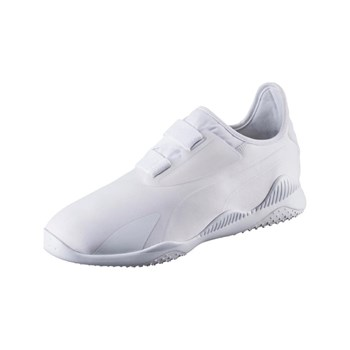 Puma - Mostro - Baskets Running - blanc