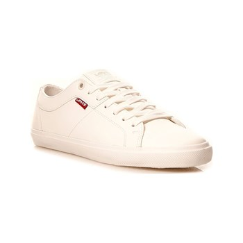 Levi's - Woods - Sneakers - bianco