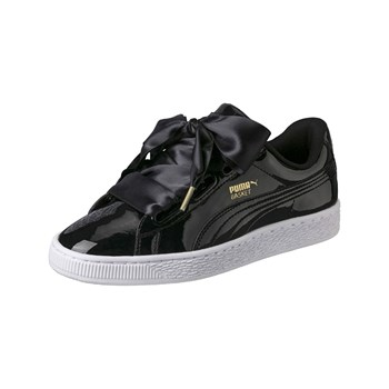 Puma - Heart - Baskets Mode - noir