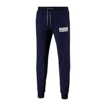 Athletic - Pantaloni della tuta - blu scuro