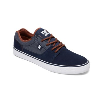 DC Shoes - Sneakers in pelle - blu