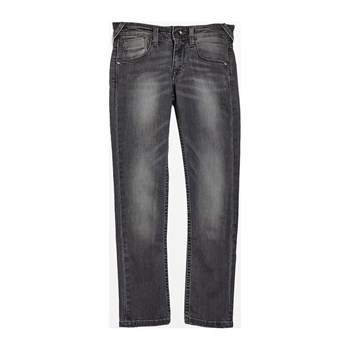 Pepe Jeans London - Jamison - Jean slim - denim noir