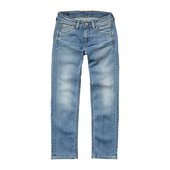 Pepe Jeans London - Cashed - Jean slim - denim bleu