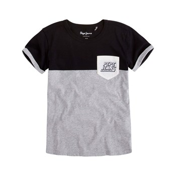 Pepe Jeans London - Jaime Jr - T-shirt manches courtes - gris
