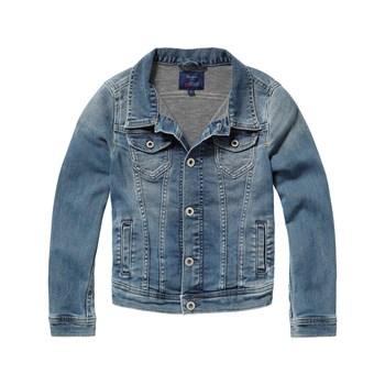 Pepe Jeans London - New Berry - Blouson - bleu jean