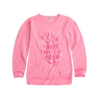 Pepe Jeans London - Alycia Jr - T-shirt manches longues - rose