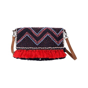 Pepe Jeans London - Mirta - Sac pochette - bleu