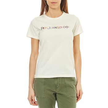 Pepe Jeans London - Kata - T-shirt manches courtes - blanc