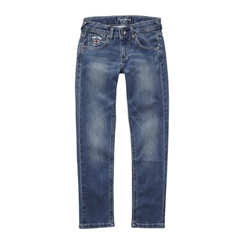 Pepe Jeans London - Jamison - Jean droit - denim bleu