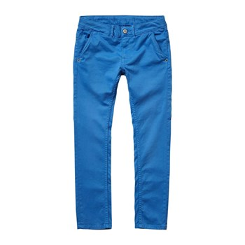 Pepe Jeans London - Blueburn - Pantalon slim chino - bleu