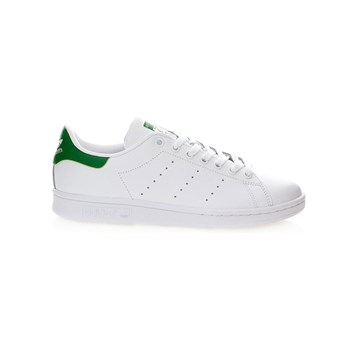 adidas Originals - Stan Smith - Baskets en cuir bi-matière - vert