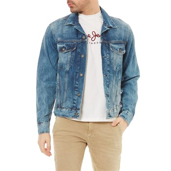 Pepe Jeans London - Pinner - Veste en jean - denim bleu