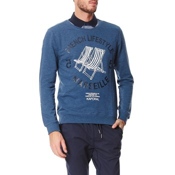 Kaporal - capute17 - Sweat-shirt - bleu