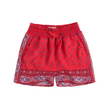Gina Jr - Short - rojo