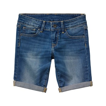 Sabel short - Bermuda - denim azul