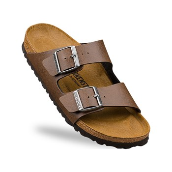 Birkenstock - Arizona - Sandales - marrone scuro