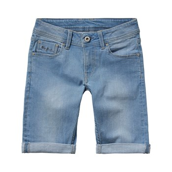 Beckets short - Bermuda - denim azul