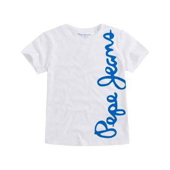 Pepe Jeans London - Waldo Short - T-shirt manches courtes - blanc
