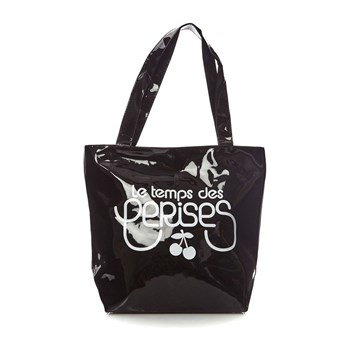 Le Temps des Cerises - Rumba M - Shopping Bag - schwarz