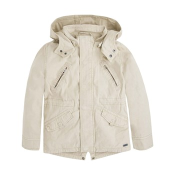 Pepe Jeans London - Jared - Parka - elfenbeinfarben