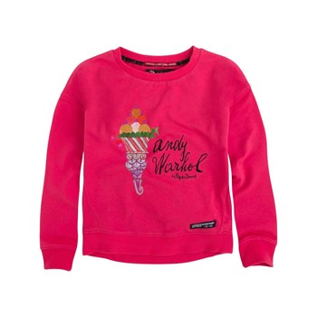 Pepe Jeans London - Sol JR - Sweat-shirt - fuchsia
