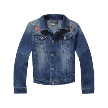 New Berry DLX JR - Blouson - denim bleu