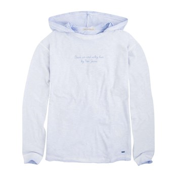 Pepe Jeans London - Nancy teen - Sweat à capuche - blanc