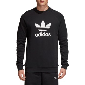 22c3bf924b7d adidas Originals Trefoil Crew - Sweat-shirt - noir