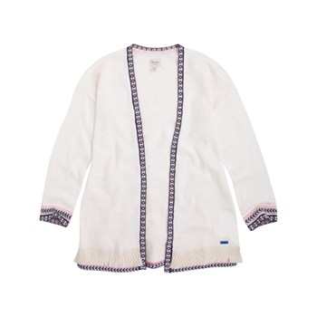 Pepe Jeans London - Favima JR - Gilet - blanc