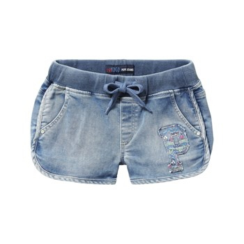 Pepe Jeans London - Gizelle - Short - denim azul
