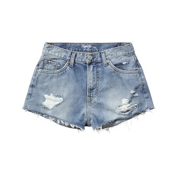 Pepe Jeans London - Patty teen - Short - denim azul