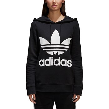 Adidas Originals - Trefoil - Sweat à capuche - noir