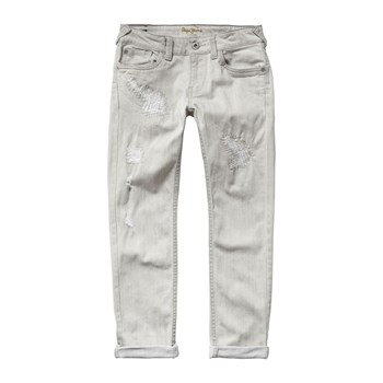 Pepe Jeans London - Mason JR - Jean slim - blanc