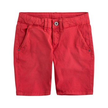 Pepe Jeans London - Blueburn - Bermuda - rouge