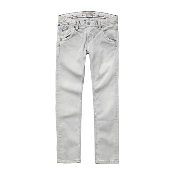 Pepe Jeans London - Billy - Pantalon 50% laine - blanc