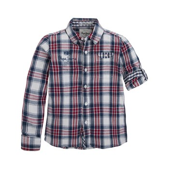 Pepe Jeans London - Saul - Camisa de manga larga - bicolor