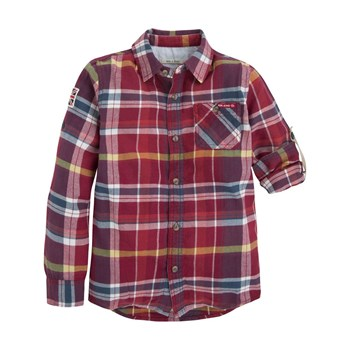 Pepe Jeans London - Spencers - Camisa de manga larga - rojo