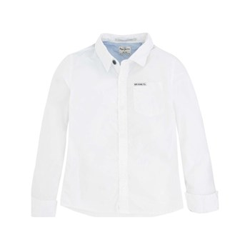 Pepe Jeans London - Siro - Camisa de manga larga - blanco