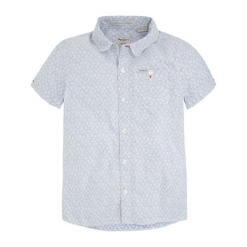 Pepe Jeans London - Sonny - Chemise manches courtes - blanc