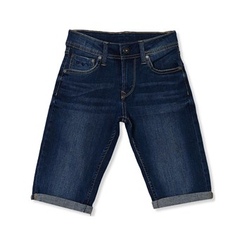 Pepe Jeans London - becket - Short - denim azul