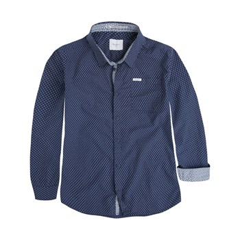 Pepe Jeans London - Barry teen - Camisa de manga larga - azul marino